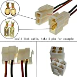 Lsgoodcare 2.8MM 4Pin Way Automotive Electrical