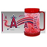 cardinals freezer mug - Hunter MLB Los Angeles Angels Freezer Mug, 16 oz, Red