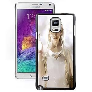 New Personalized Custom Designed For Samsung Galaxy Note 4 N910A N910T N910P N910V N910R4 Phone Case For Cate Blanchett Phone Case Cover