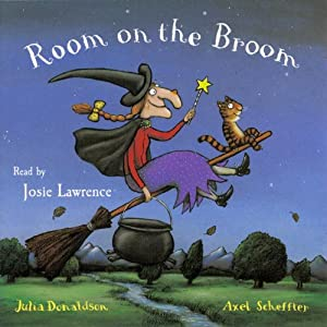 Room on the Broom Audiobook