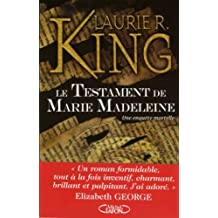 Testament de marie madeleine -le [r]