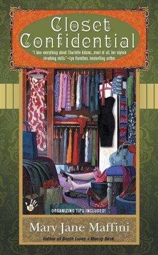 Closet Confidential (A Charlotte Adams Mystery)