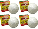 Cloud-Flite Exploding Golf Ball Gag 1.68'' Prank, White, 48 Pack