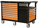 Dynamic Tools D069209 Industrial Cart with 12 Drawers, 52''