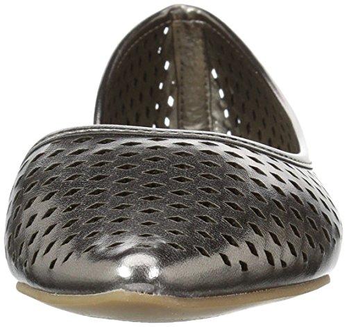 Swiftye Pewter Toe Pointed Callisto Women's Flat 5wvnqPxX6Y