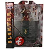Diamond Select Toys Marvel Select Elektra Action Figure