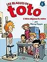 Les Blagues de Toto, Tome 8 : L'élève dépasse le mètre par Coppée