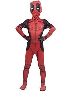Deadpool 3 Costume Superhero Belt Holster Gun Accessories Men Props Halloween