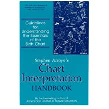 Stephen Arroyo's Chart Interpretation Handbook: Guidelines for Understanding the Essentials of the Birth Chart