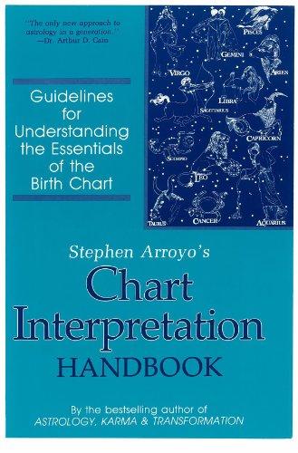 Stephen Arroyos Chart Interpretation Handbook Guidelines For Understanding The Essentials Of Birth By