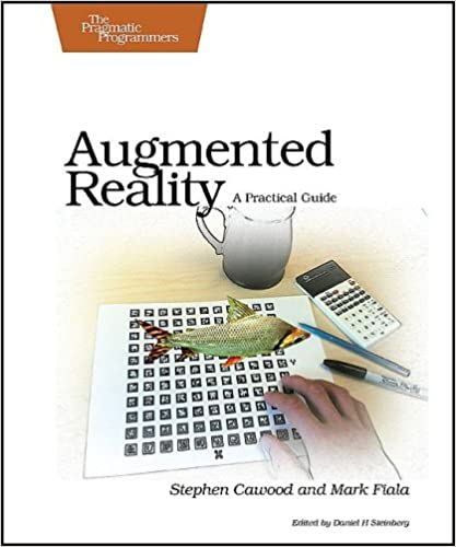 Four Books to Help you Learn About Augmented Reality