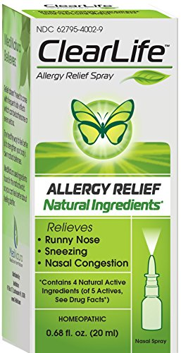 ClearLife Allergy Relief Nasal Spray