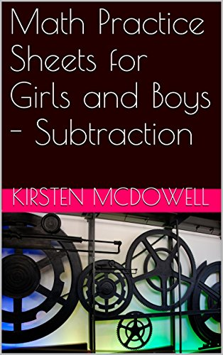 Download Math Practice Sheets for Girls and Boys – Subtraction 2 Pdf