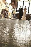 ShinyBeauty Aisle Runner-4FTX15FT-Copper,aisle runner outdoor wedding,aisle runner for wedding,Sequin Aisle Runner,Aisle Runner Fabric (Copper)