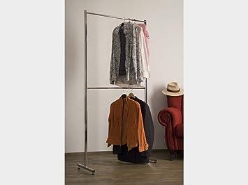 Garderobenständer Stabil ggg möbel kleiderständer garderobenständer stabil 193 cm hoch
