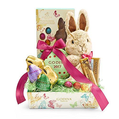 Godiva Chocolatier Gift Basket, Easter
