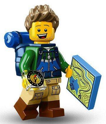 LEGO 16 Collectible Minifigures Hiker