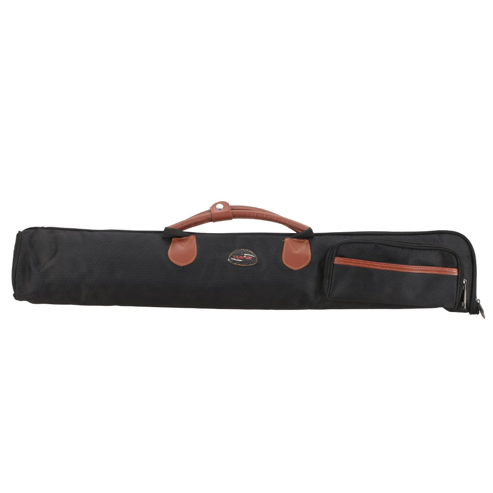 Andoer 1680D Clarinet Bag Case Straight Type Thicken Padded 15mm Foam with Adjustable Shoulder Strap Pocket
