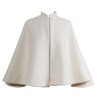 Veste cape courte femme