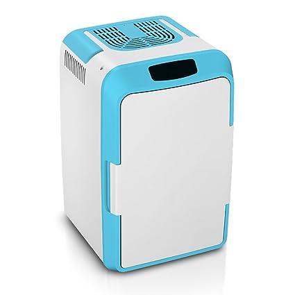 FJW Mini Nevera Enfriador Y Calentador Eléctrico 12L Alta Capacidad Refrigerador Del Refrigerador Del Coche AC