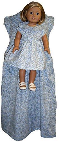 サイズ7 サイズ7 Matchingと女の子、人形ロングブルーフラワードレス B0106BULUQ B0106BULUQ, あなたの近くのお庭専門店:0948b059 --- arvoreazul.com.br