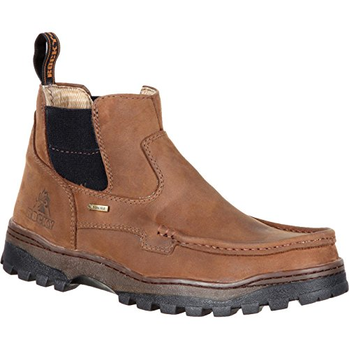 (Rocky Men's RKS0310 Hiking Boot, Brown, 9.5 M US)