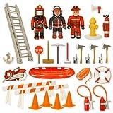 : International Playthings Fire Brigade Medium Theme Set
