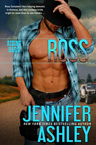 Ross (Riding Hard Book 5) by [Ashley, Jennifer]