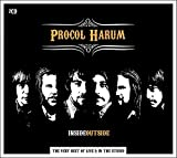 INSIDEOUTSIDE The Very Best of Live & In The Studio by PROCOL HARUM (2014-04-08)