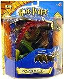 Harry Potter Deluxe Creature Collection Action Figure Norbert