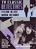 TV CLASSIC DETECTIVES V 6, Peter Gunn, Markham, Mr. Lucky, Mike Hammer