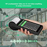 SVANTTO Android 6.0 Handheld POS Terminal, 5200mAh, Thermal Receipt Printer, with Charging Dock, 5.5 Inch Touch Screen, Camera, NFC WiFi GPS BT for Restaurant, Retail Shop, Small Business, Vendor