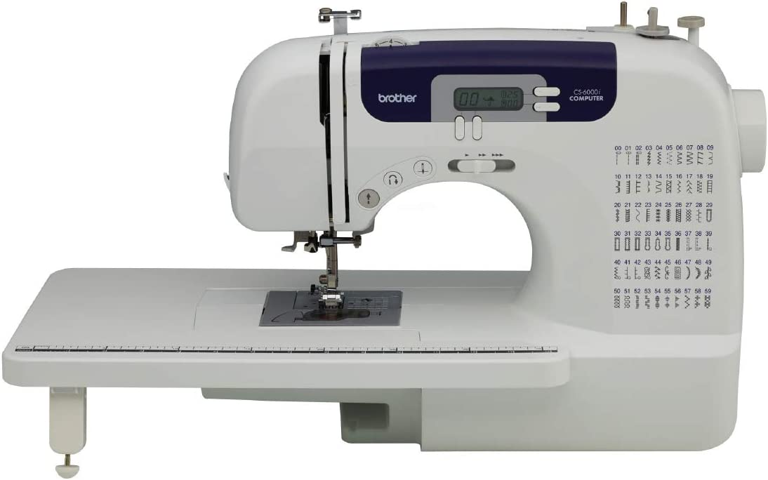 Editor's choice: Brother Quilting Sewing Machine CS6000i