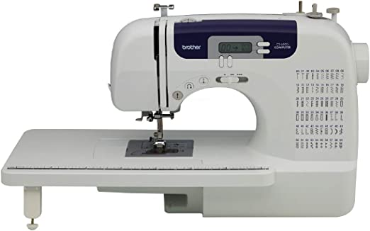 60-Stitch Variable Speed Portable Sewing Machine Computerized Sewing Machine