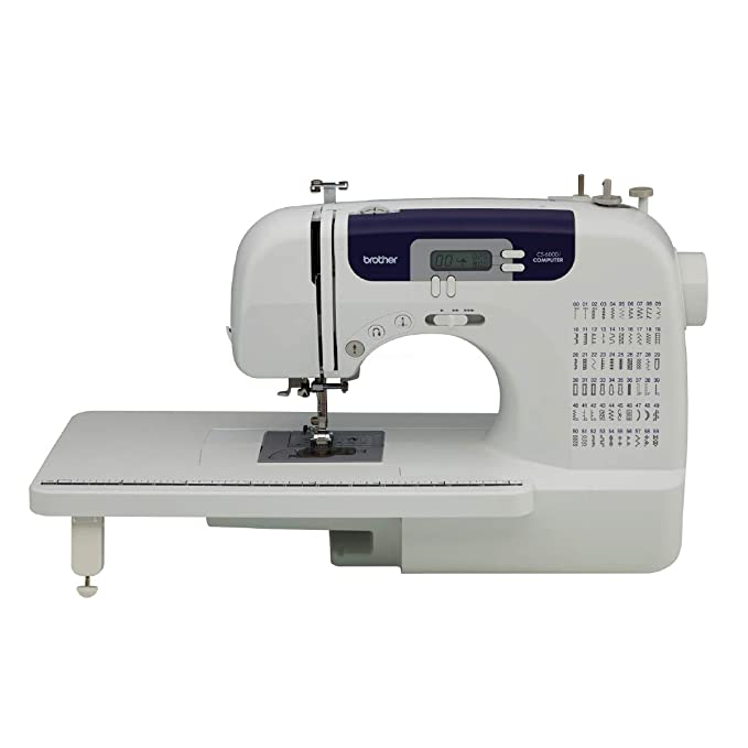Brother's Computerized Sewing Machine