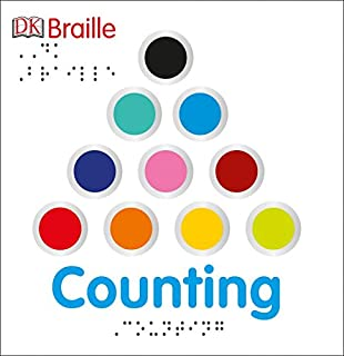 dk braille counting - Colors Book