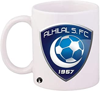 cup of the football team Alhilal