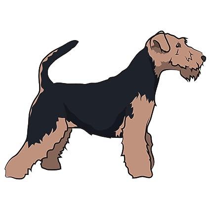Amazon Com Signmission Welsh Terrier Decal Indoor Outdoor Dog