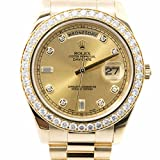 Rolex Day-Date II swiss-automatic mens Watch 218348 (Certified Pre-owned)