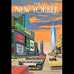 The New Yorker, February 2nd 2015 (Rachel Aviv, Alec Wilkinson, Elizabeth Kolbert)
