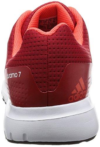adidas Duramo 7 M - Zapatillas de running para hombre Rojo (Escarl / Ftwbla / Ftwbla)
