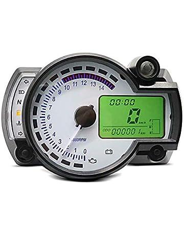 Cuentakilómetros para moto | Amazon.es