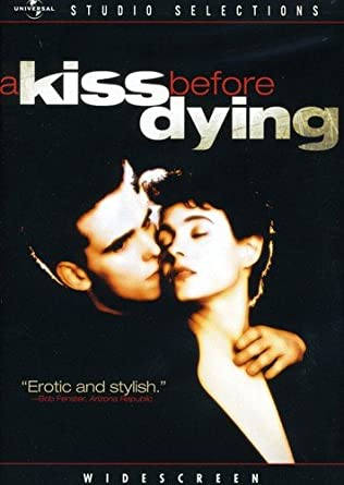 a kiss before dying author