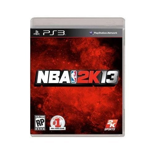 Selected NBA 2K13 PS3 By Take-Two (Ps3 Games Nba 2k13)