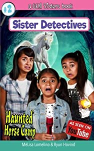 Haunted Horse Camp: A GEM Sisters book (Sister Detectives) (Volume 2)