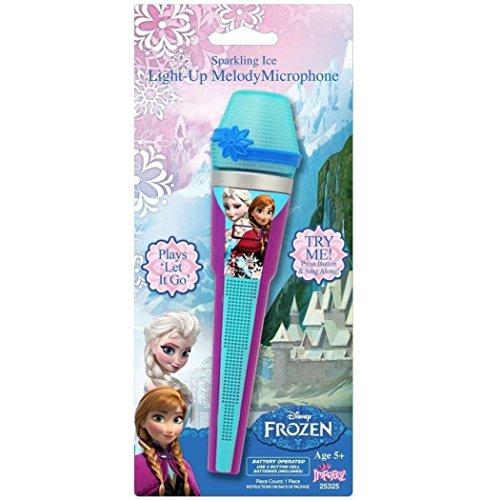 Disney Frozen Singing Light Microphone