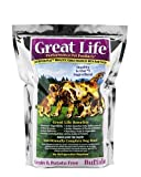 Great Life Grain Free Dry Dog Food – Buffalo 25 lbs., My Pet Supplies