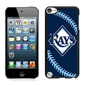 Ipod Touch 5 Case MLB Tampa Bay Rays 1 Amazed Cool Design Cover in Electronics by mcsharks