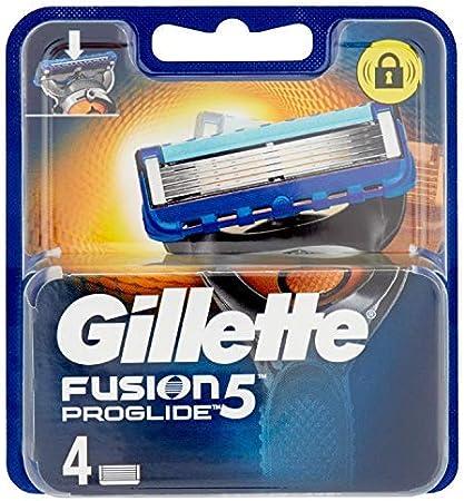 Las hojas más finas de Gillette (las primeras cuatro hojas, al igual que ProShield),Menos tirones (c