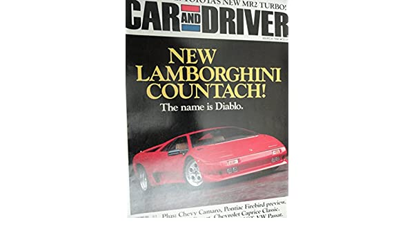 1990 Mitsubishi 3000GT / Dodge Stealth / Toyota MR2 Turbo / VW Volkswagen Passat / Ford Escort GT / Mazda MPV / Sterling 827 Si / Magazine Article: Car and ...